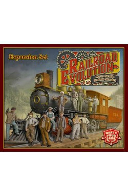 Railroad Revolution: Railroad Evolution