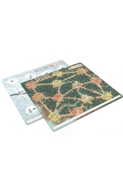 Root: Fall and Winter Playmat