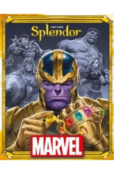 Preorder - Marvel Splendor (verwacht september 2020)