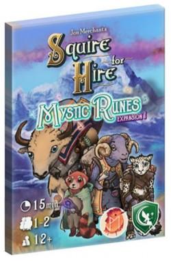 Squire for Hire: Mystic Runes
