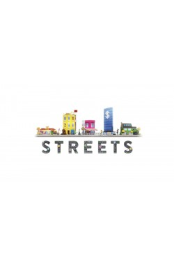 Preorder - Streets [Kickstarter Deluxe Versie] [verwacht juni 2021]
