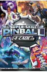 Preorder  -Super-Skill Pinball: 4-Cade (verwacht maart 2021)