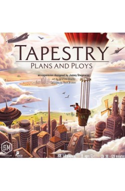 Tapestry: Plans and Ploys [EN]