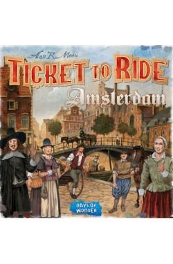 Preorder - Ticket to Ride: Amsterdam (verwacht juli 2020)