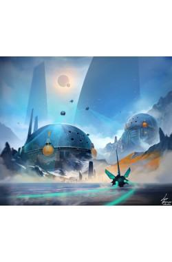 Preorder - Tortuga 2199 (Kickstarter - verwacht augustus 2020)