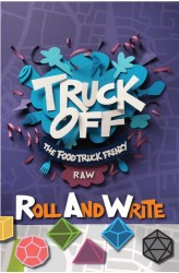 Truck Off: The Food Truck Frenzy Roll And Write