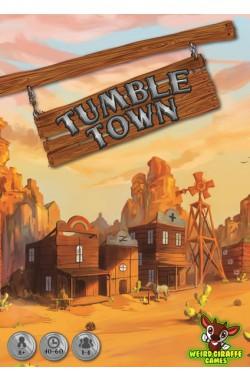 Preorder - Tumble Town (Kickstarter Versie) (verwacht april 2021)