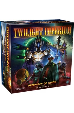 Preorder - Twilight Imperium (Fourth Edition): Prophecy of Kings [verwacht Q4 2020]