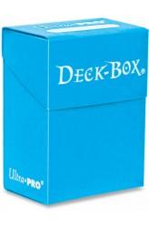 Ultra Pro 80 Card Deck Box - Lichtblauw