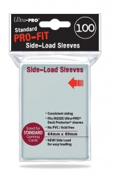 Ultra Pro Pro-fit Side-Load Sleeves 64x89mm