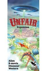 Unfair Expansion: Alien B-movie Dinosaur Western