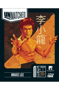 Unmatched: Bruce Lee