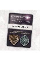 Vindication: Metal Threshold Medallions