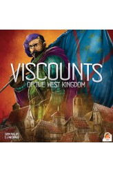 Preorder - Viscounts of the West Kingdom [Kickstarter Versie] [verwacht december 2020]
