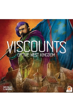 Viscounts of the West Kingdom [Kickstarter Versie]