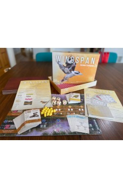 Wingspan: Oceanië (NL)