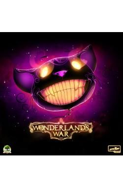 Preorder -  Wonderland's War [Kickstarter Deluxe Edition met premium chips] [verwacht maart 2021]