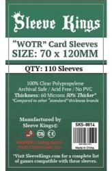 Sleeve Kings Tarot Card Sleeves (70x120mm) - 110 stuks