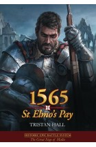 1565, St. Elmo's Pay: The Great Siege of Malta Card Game