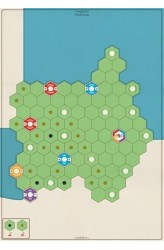 Age of Steam Deluxe: Expansion Maps - France and Poland