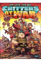 Preorder -  Air, Land and Sea: Critters at War (verwacht december 2021)