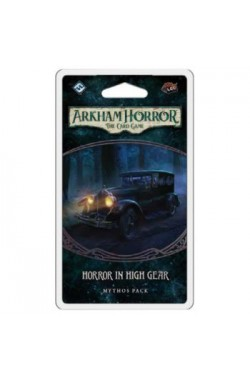 Arkham Horror: The Card Game – Horror in High Gear: Mythos Pack
