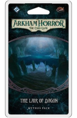 Arkham Horror: The Card Game – The Lair of Dagon: Mythos Pack