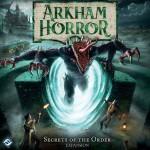 Arkham Horror (Third Edition): Secrets of the Order