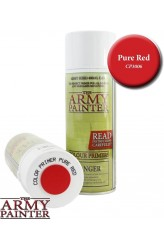 Army Painter Colour Primer - Pure Red