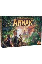 Preorder - Verdwenen Ruïnes van Arnak (NL)