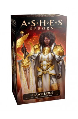 Ashes Reborn: The Laws of Lions