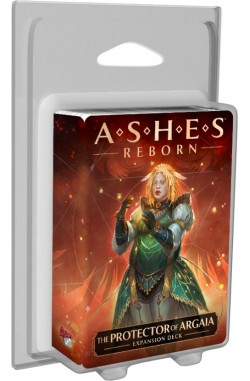 Ashes Reborn: The Protector of Argaia
