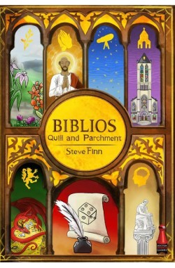 Biblios: Quill and Parchment