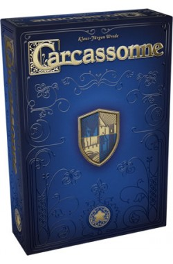 Preorder - Carcassonne 20 Jaar Jubileum Editie (verwacht juni 2021)