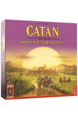 Catan: Kooplieden en Barbaren