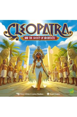Cleopatra and the Society of Architects: Retail Deluxe Edition