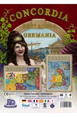 Concordia: Britannia and Germania