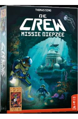Preorder - De Crew: Missie Diepzee (verwacht juni 2021)