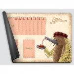 Dale of Merchants One Player Playmat - Short-Beaked Echidna