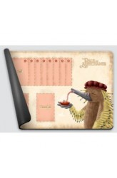 Dale of Merchants One Player Playmat - Short-Beaked Echidna
