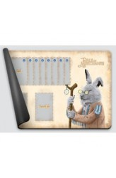 Dale of Merchants One Player Playmat - Snowshoe Hare
