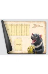 Dale of Merchants One Player Playmat - Tasmanian Devil