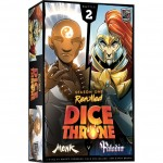 Dice Throne: Season One ReRolled – Monk v. Paladin