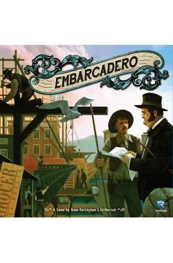 Embarcadero [Maritime Mogul Kickstarter Pledge]