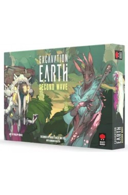 Excavation Earth: Second Wave