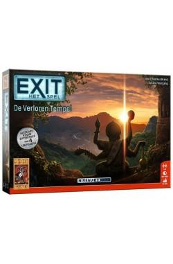 Preorder - EXIT - De Verloren Tempel (verwacht oktober 2021)
