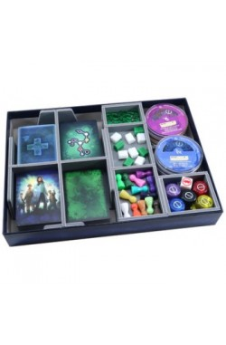 Folded Space Insert: Pandemic