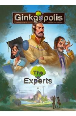 Preorder -  Ginkgopolis: The Experts (verwacht januari 2022)