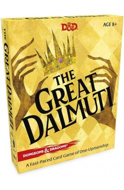 The Great Dalmuti: Dungeons and Dragons