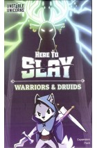 Here to Slay: Warrior and Druid Expansion